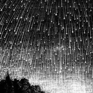 Hujan Bintang 1 Oktober 2012 di Indonesia