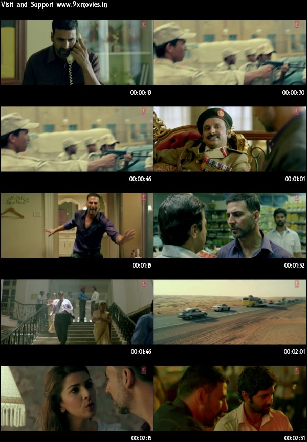 Airlift Official Trailer 720p HD Download