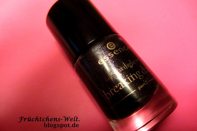 Review essence Nagellack ALICE HAD A VISION AGAIN Twilight LE