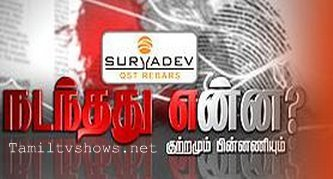 Nadanthathu Enna 29-09-2016 – Vijay Tv Program