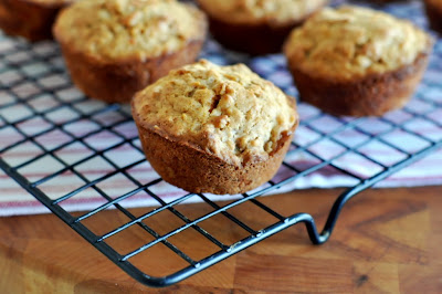 Maple Carrot Muffins | Taste As You Go