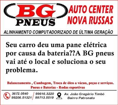 BG PNEUS