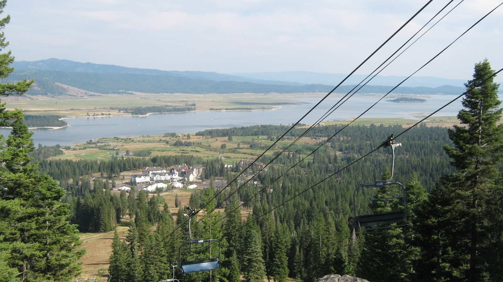 Ziplining across the usa saturday august 17 tamarack resort and