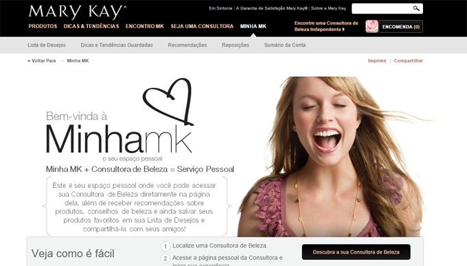 Мери кей сайт
