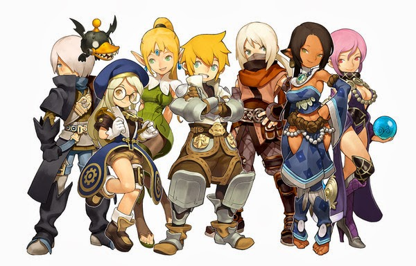 Main Game Dragon Nest