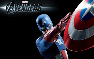 The Avengers Captain America Steve Rogers HD Wallpaper