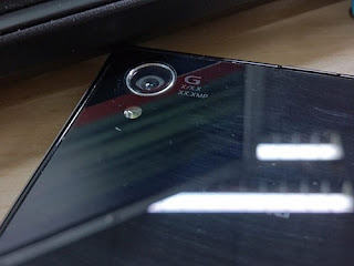 Sony Xperia i1 Honami actual picture in Vietnam: G lens and 20.7 Megapixel  resolution, LED flash shooting