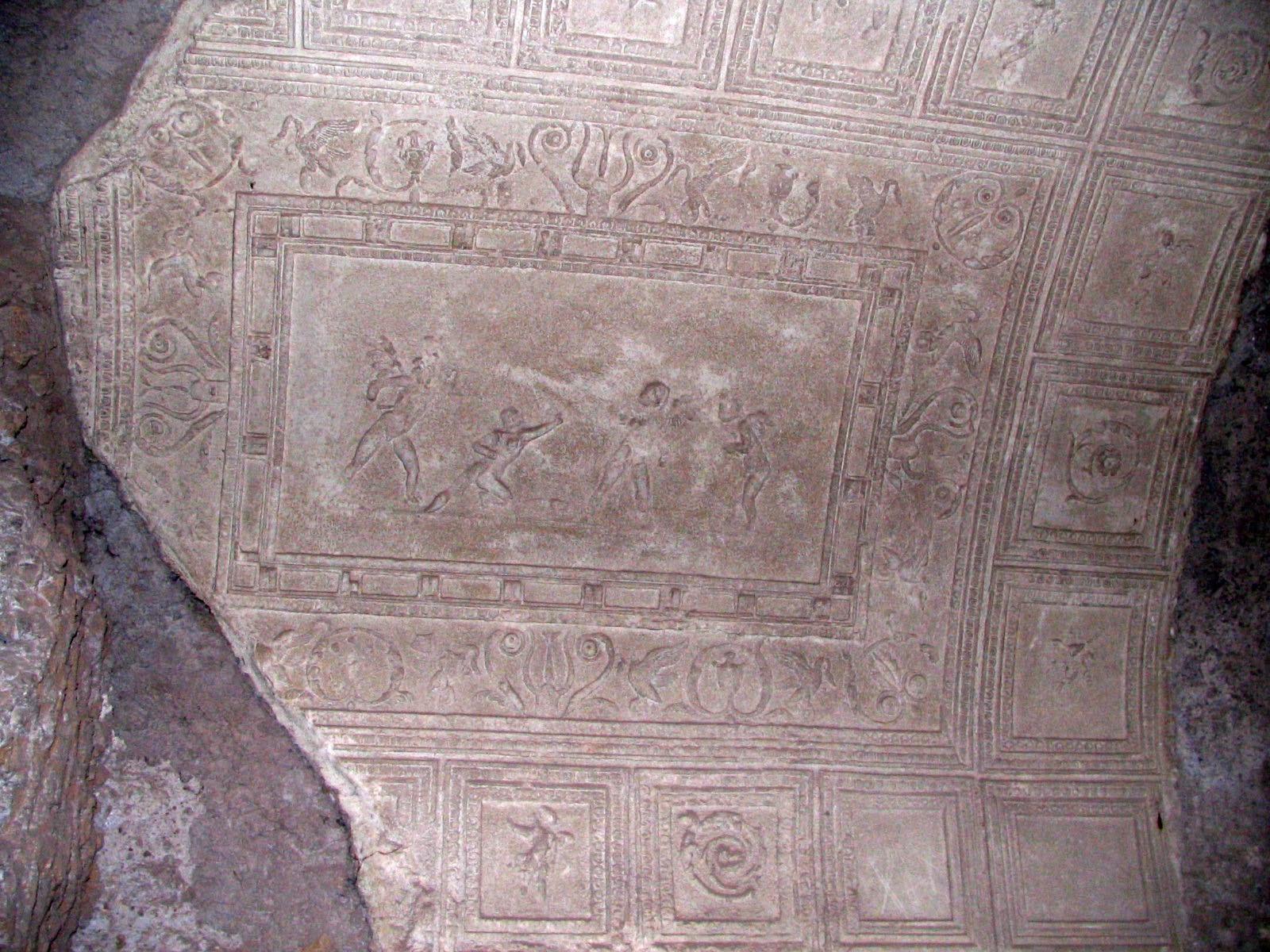 Roma - Palatino - criptopórtico