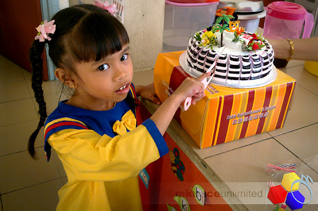 mknace unlimited | Sambutan Birthday Syafinaz