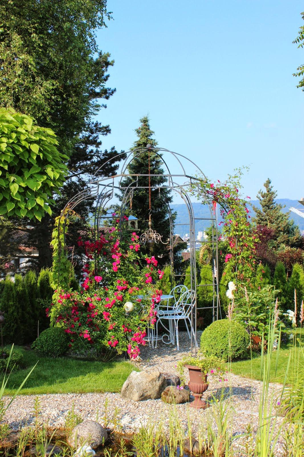 Zeigt her eure Gärten