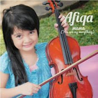 Afiqah - Mama (You Are My Everything)