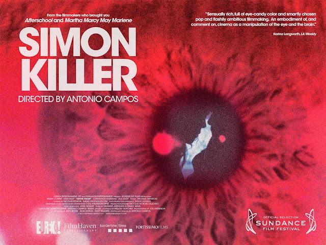 Frases de la pelicula Simon Killer