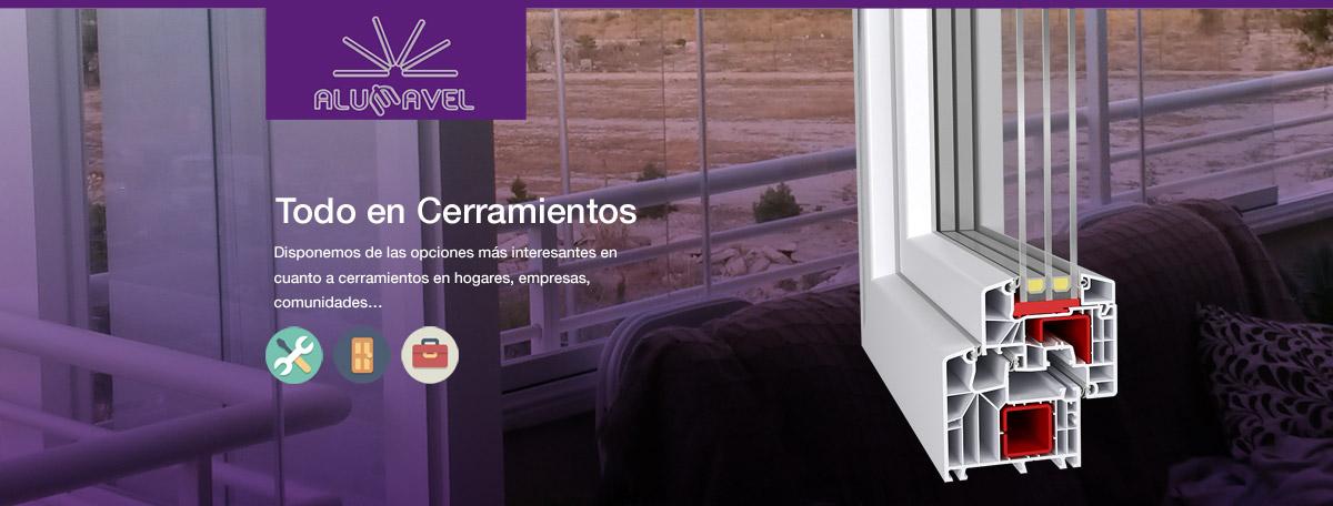 Cerramientos Murcia y Almería - 674 847 297 - ALUMAVEL