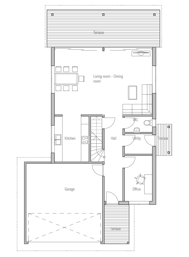 Australian House Plans Australian House Plan Oz37
