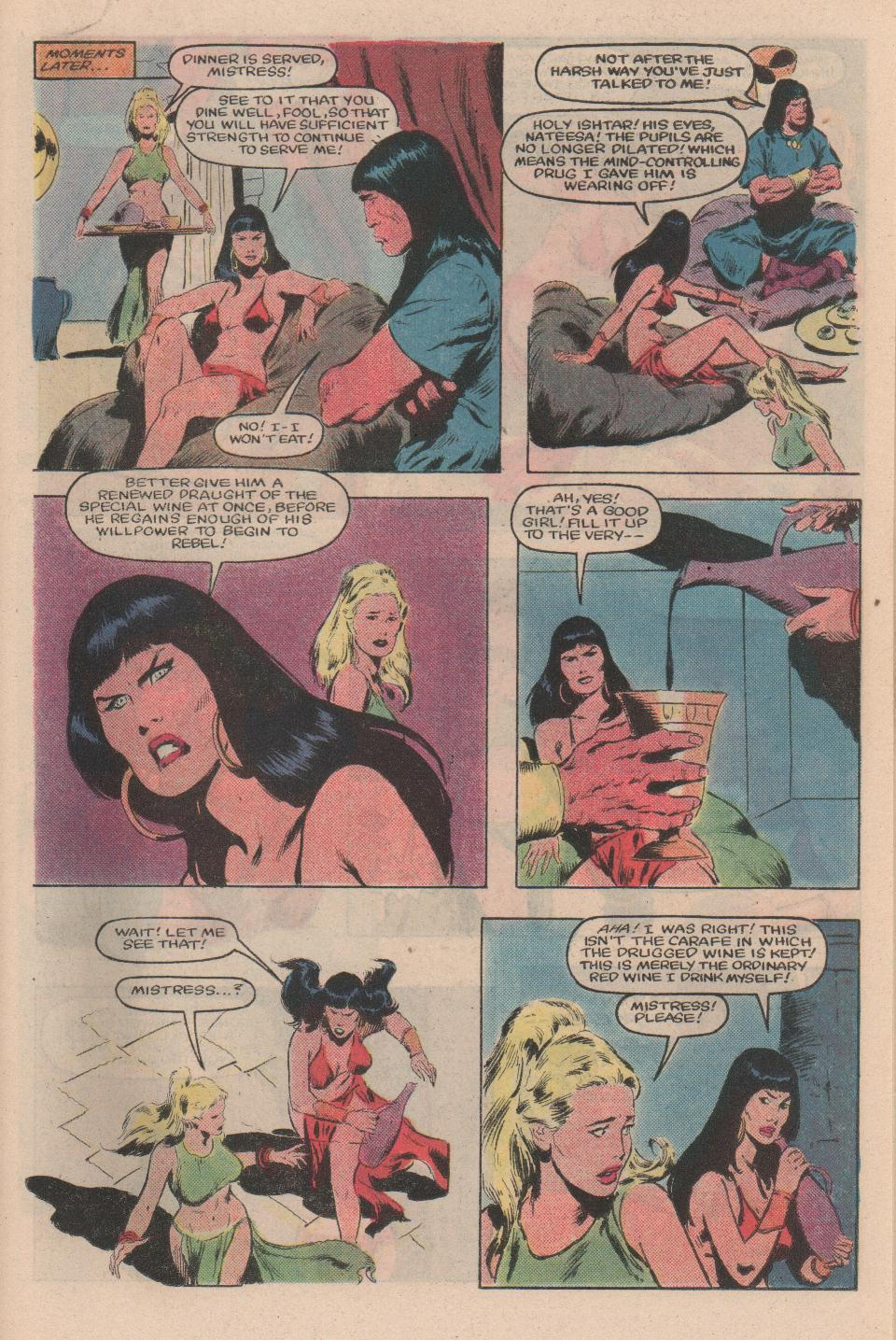 Conan the Barbarian (1970) Issue #159 #171 - English 14