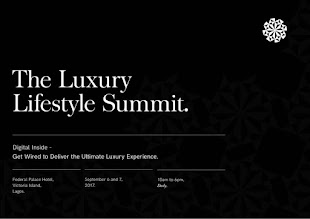 The Luxury Lifestyle Summit