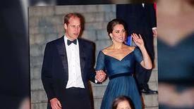 Le Duc et la Duchesse de Cambridge à un gala au Metropolitan Museum Of Art