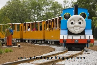 Thomas and Friends in real life- Thomas Theme Park at England