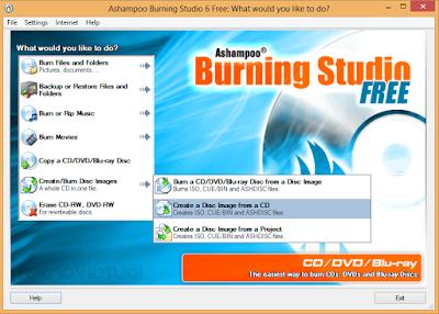 Cara Membuat File ISO dari CD/ DVD