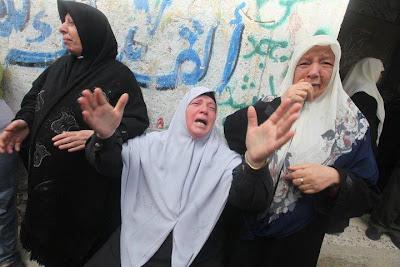 Imagens fortes-atenção- crimes de Israel - foto 28