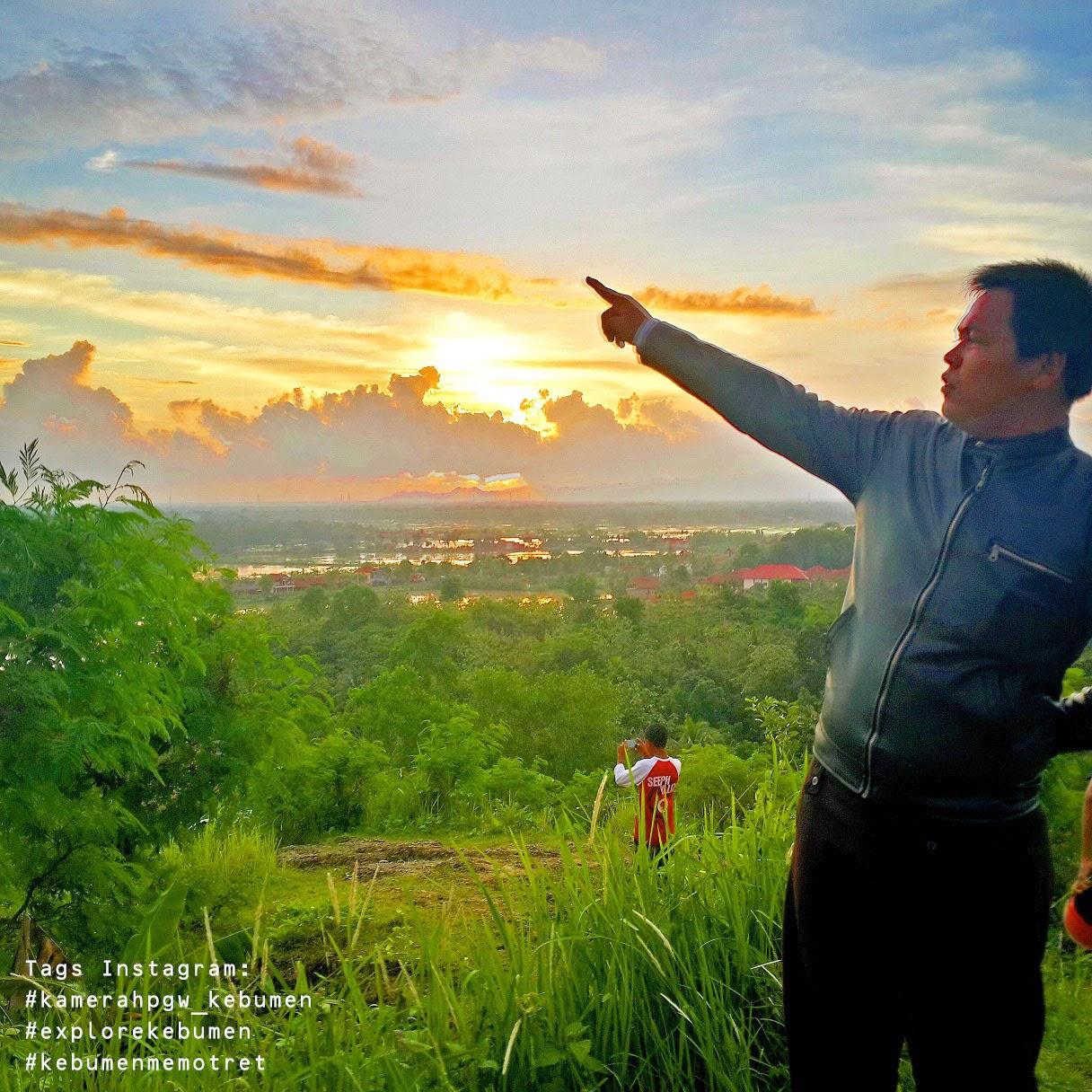 Gunung Simacan Pejagoan Kebumen