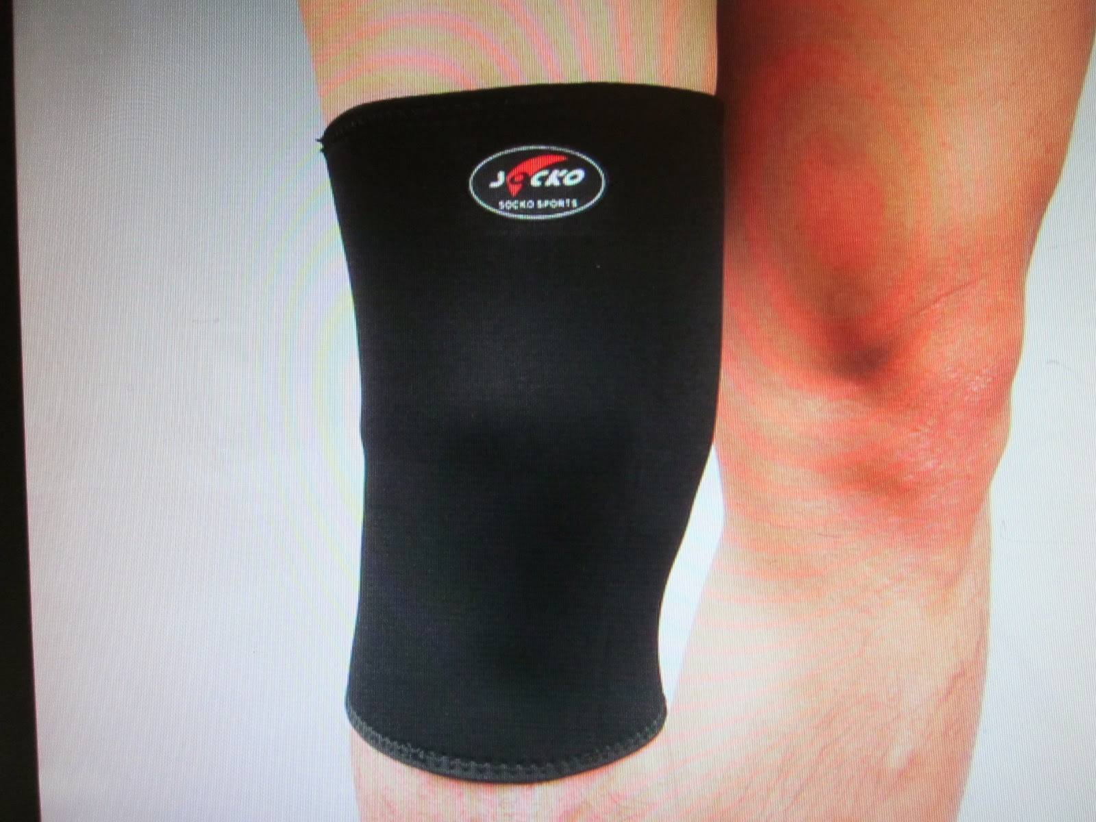 knee warming wrap