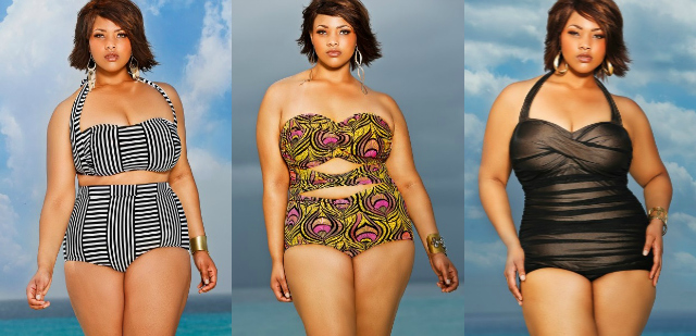 it's swimsuit season: 15 solutions to your plus size woes! - the