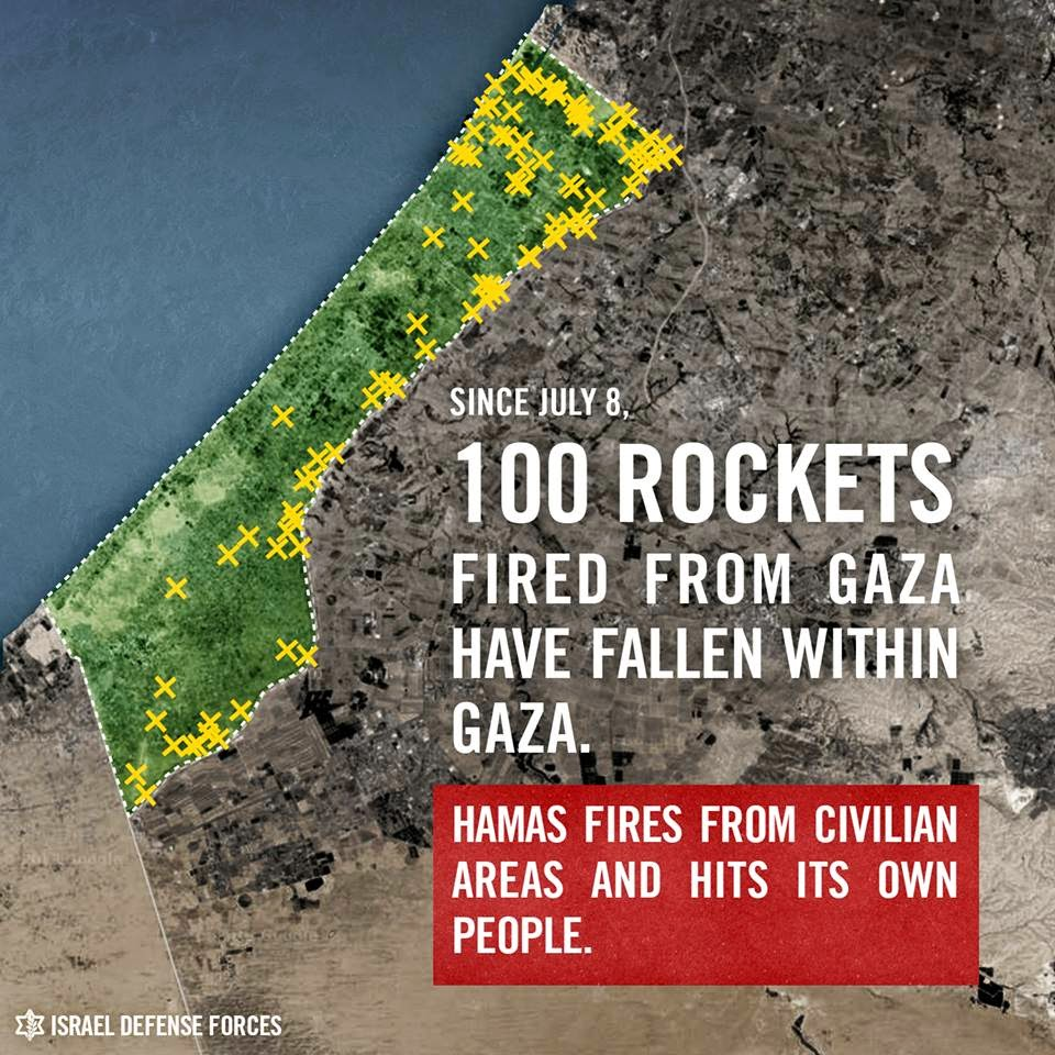 Only Hamas can ....