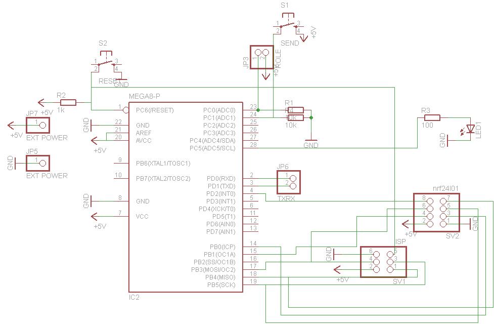 Arduino Playground - Nrf24L01