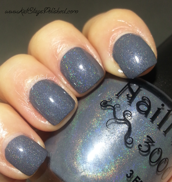 NailNation 3000 Silver Lining - Direct Light