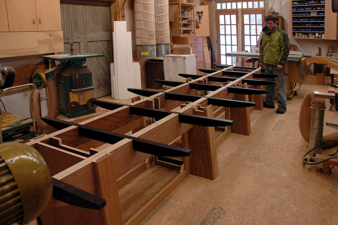 Dorset Custom Furniture   A Woodworkers Photo Journal