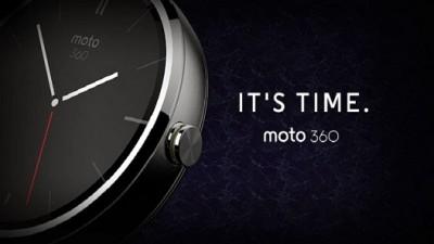 Moto 360 akan Gunakan Safir & Charger Nirkabel
