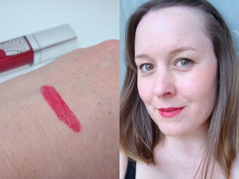 "Catrice - Le Grand Bleu LE - Matt Lip Cream ""never leave coral reef"""