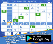 Puzzle Game of the Week - Sudoku S.