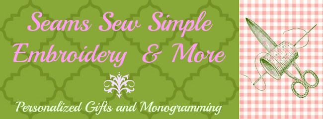 Seams Sew Simple Embroidery & More