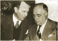 João, com Getúlio .