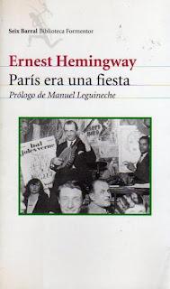Descarga: Ernest Hemingway - París era una fiesta
