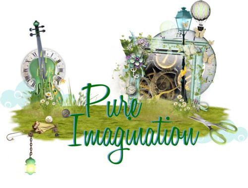 Welcome to my world of pure imagination