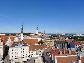 Na sever: Tallinn