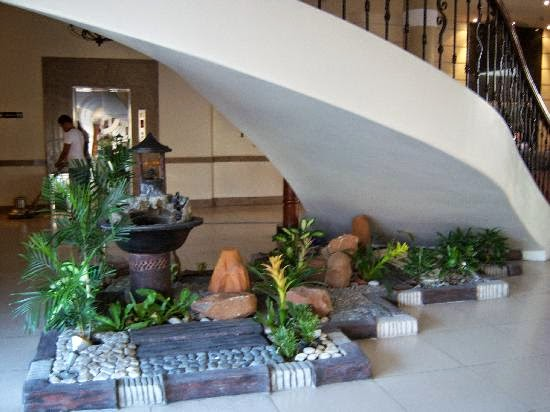 Desain taman kering | jasa tukang taman | mengoktimalkan lahan sempit | desain sederhana namun tetap menawan