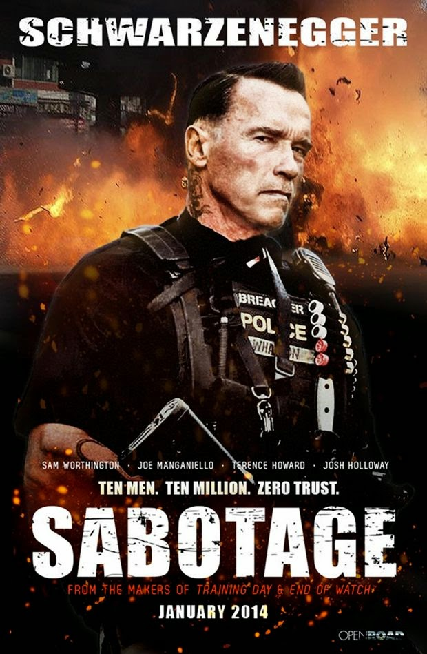 El Sabotage DVDRip Latino
