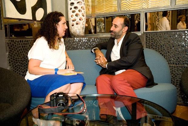 intervista di Longuette a Rabih Kairouz