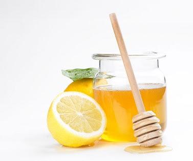 madu dan lemon