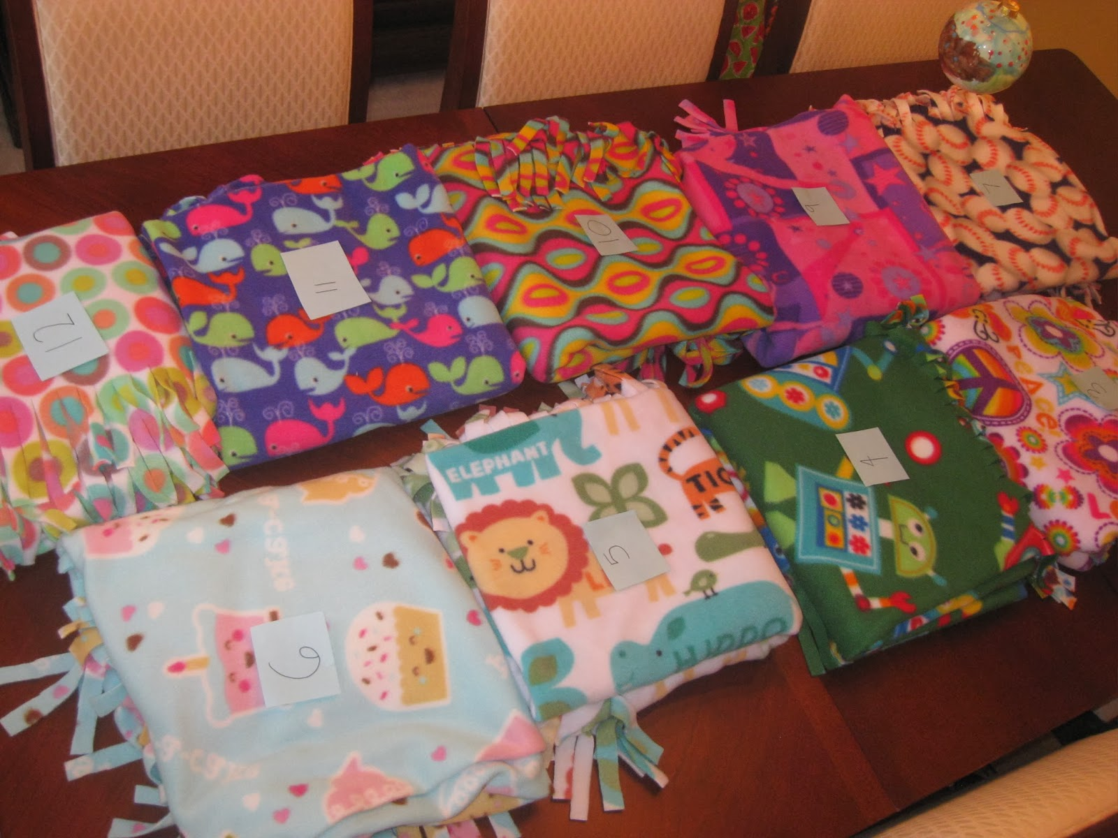 linus blanket project We are a local chapter of project linus, a national nonprofit organization that provides handmade blankets to seriously ill and traumatized children.