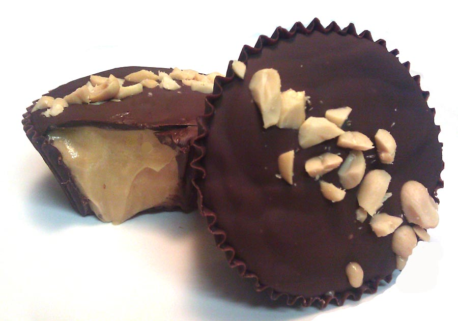 A Profound Hatred of Meat: Thai Chile Peanut Butter Cups