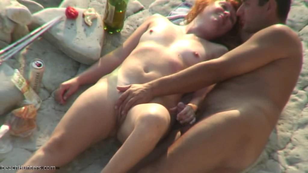 порно онлайн дикий пляж секс