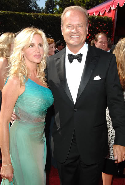 kelsey grammer new wife ambrella design