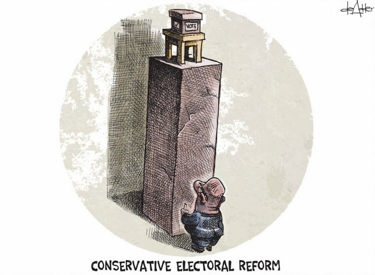 Michael De Adder: Out of reach but not out of sight.