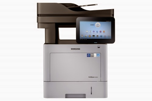 Samsung First Android Printer