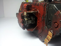 LAND RAIDER BLOOD ANGELS - WARHAMMER 40000 13